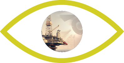 viisights oil and energy solution icon